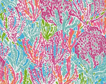 Lilly Pulitzer Heat Transfer Vinyl Sheets , HTV,  8.5''x11'', 12''x12'', and 12''x24''