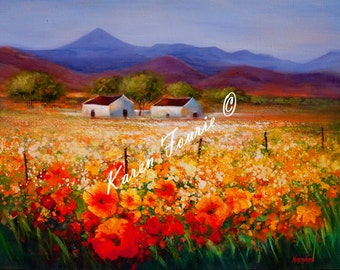 Karoo - Fine Art Reproduction