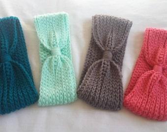 Crochet Ear Warmer Headband