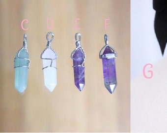 Crystal Charms [Purchase with collar only]