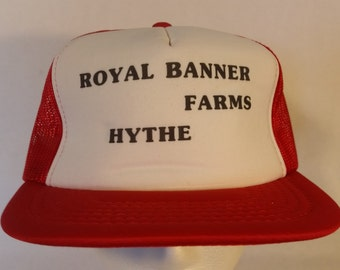 Royal Banner Farms Vintage hat.