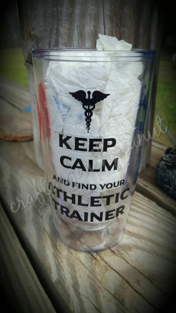 athletic trainer  sports medicine athletic tumbler sports