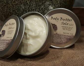 2 oz  Body Butter