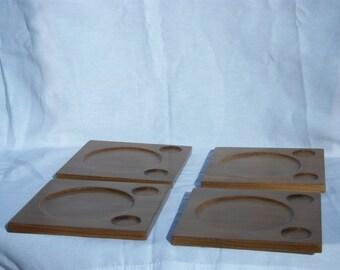 Ancient Kauri Sushi Plates