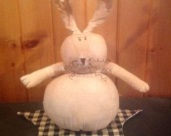 Rolly Polly Rabbit