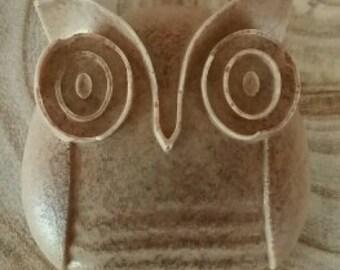 Soy Oatmeal Cinnamon Owl Soaps