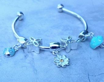 Sweet Summer Charm bracelet
