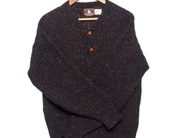 Dark Brown High Sierra Sweater