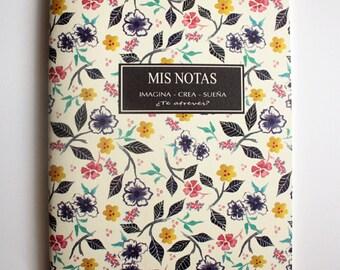 Book - flowers