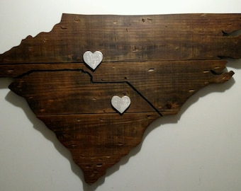 Reclaimed Wood North Carolina South Carolina
