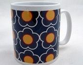 Retro Floral mug