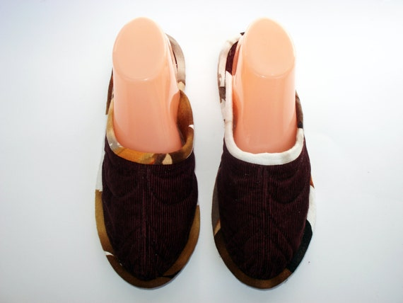 Velvet Womens Slippers Wool Shoes House Slippers Bedroom