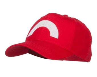Ash Ketchum XY Series Embroidered Youth Cap