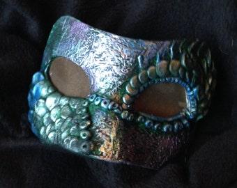 Lady Lizard, mask,