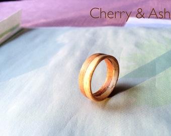 The Great North American Custom Wood Ring