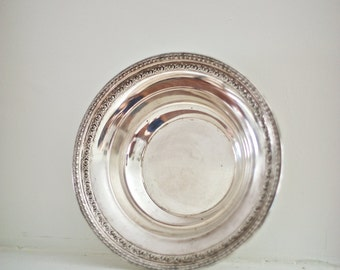 Reed and Barton Silverplate Bowl