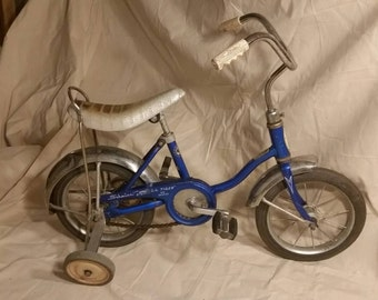 Vintage Schwinn Lil Tiger Bicycle