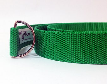 Belt and Skate Sling in one - Kelly Green
