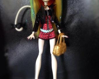 Custom Monster Doll