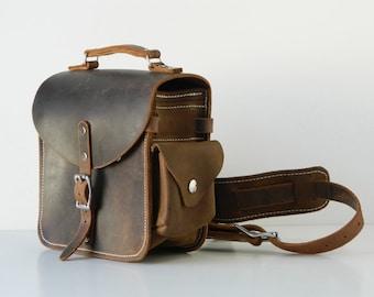 Fly Fishing Leg Bag - The Rockwell
