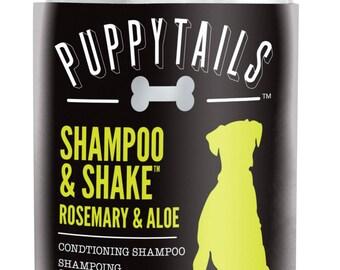 Puppytails Rosemary Aloe Shampoo & Shake
