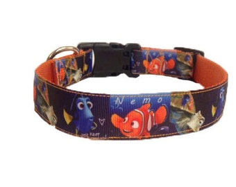 Finding nemo collar