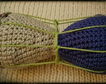 Crochet Damru