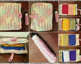 Diary Crochet & Knitted
