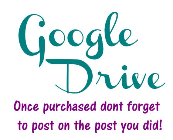 how to send google drive link