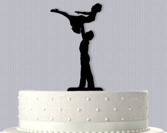 dirty wedding cake toppers unavailable listing on etsy 13537
