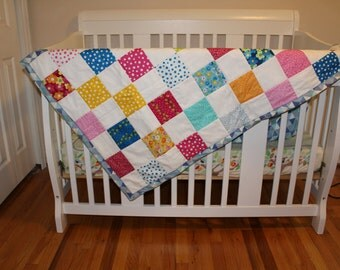 Daisy Mae Baby Quilt