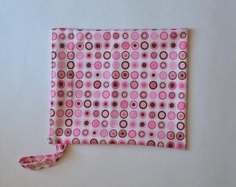 Handmade wet bags / medium / large / diaper bag