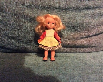 Small playmates doll