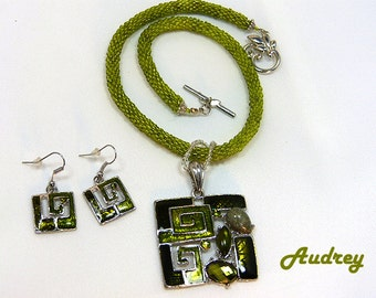 Audrey Collection LKD jewelry set
