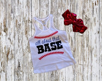 All About that Base Racer Back Tank
