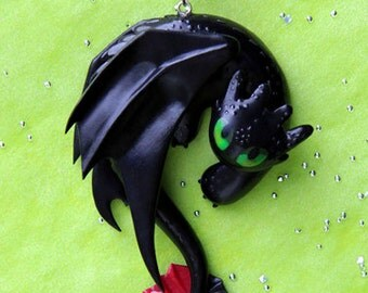 Necklace Krokmou / Toothless