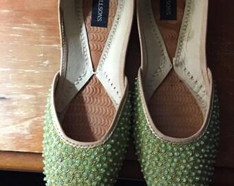 """Women's Green """"Kellsons"""" Shoes"""
