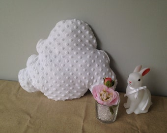 Decorative cushion-shaped cloud for child