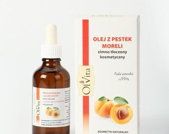 Cosmetic Apricot Kernel Oil 50ml.