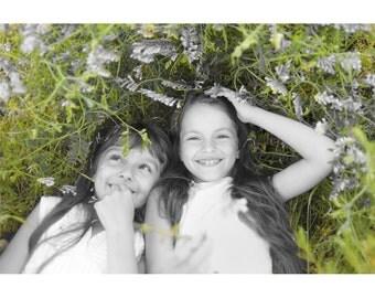 Bianco e nero Parziale AZIONI PHOTOSHOP