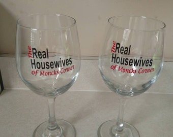 The Real housewives set