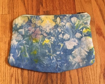 Small Tie Dye Clutch