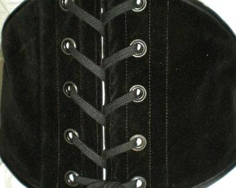 Waist Cincher Wench Belt Renaissance Medieval Pirate