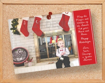 Simple Christmas Wishes - DIGITAL FILE or PRINTED