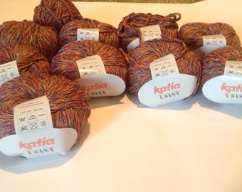 Katie Twist sock yarn