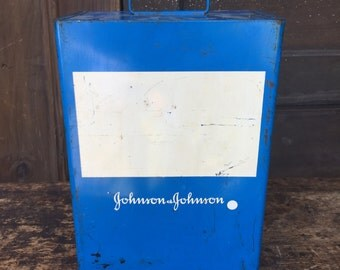 Johnson & Johnson First Aid Cabinet