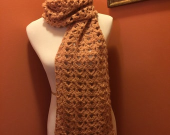 Women's Scarf (Salmon)