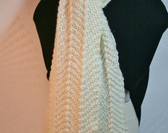 Snow Flake Scarf Too