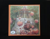 The Great Apple Chase - an illustrated children's book by C.A. McIntyre.
