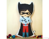 superhero / doll / cushion / superhero / cushion toy / pillow toy / stuffed toy